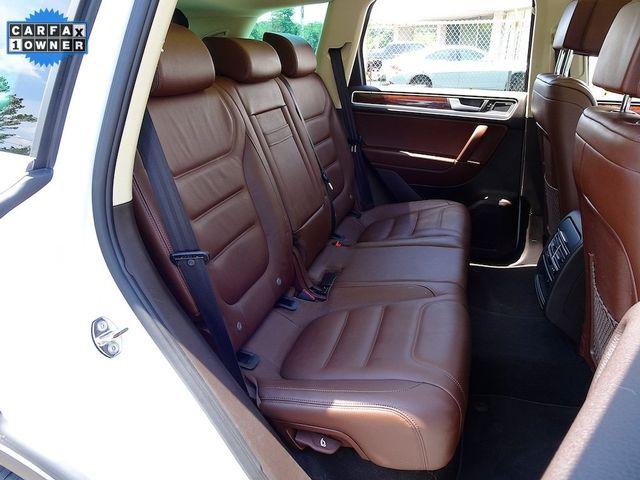 2012 Volkswagen Touareg Exec Madison, NC 34