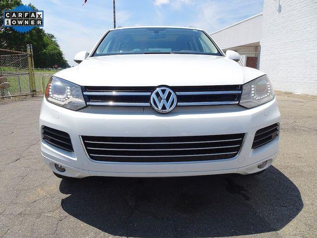 2012 Volkswagen Touareg Exec Madison, NC 7