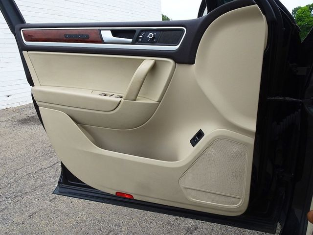 2012 Volkswagen Touareg Lux Madison, NC 26
