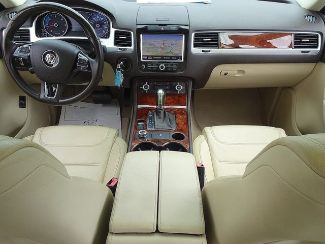 2012 Volkswagen Touareg Lux Madison, NC 36