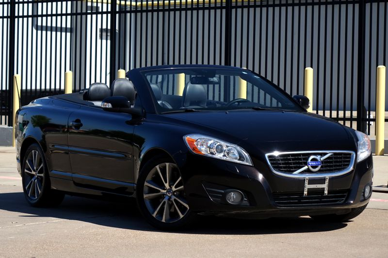 2012 Volvo C70 T5* Only 87k mi* Leather* EZ Finance** | Plano, TX | Carrick's Autos in Plano TX