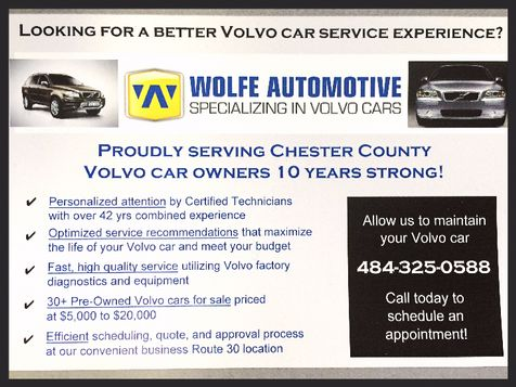 2012 Volvo S60 AWD T6  | Malvern, PA | Wolfe Automotive Inc. in Malvern, PA