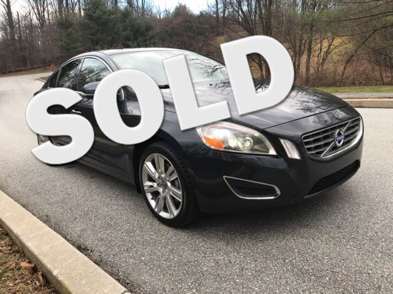 2012 Volvo S60 AWD T6  | Malvern, PA | Wolfe Automotive Inc.