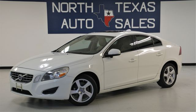 2012 Volvo S60 T5 Roof Leather