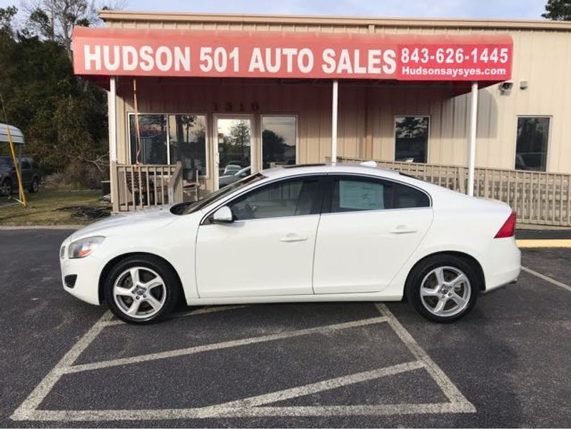 2012 Volvo S60 T5 | Myrtle Beach, South Carolina | Hudson Auto Sales in Myrtle Beach South Carolina