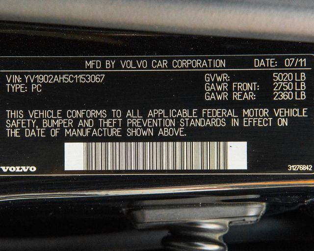 2012 Volvo S80 3.0L Burbank, CA 34