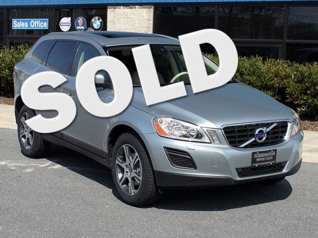 2012 Volvo XC60 T6 3.0L Platinum  Camera / NAV Rockville, Maryland