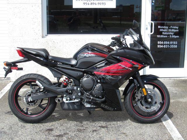 2012 Yamaha FZ6 R