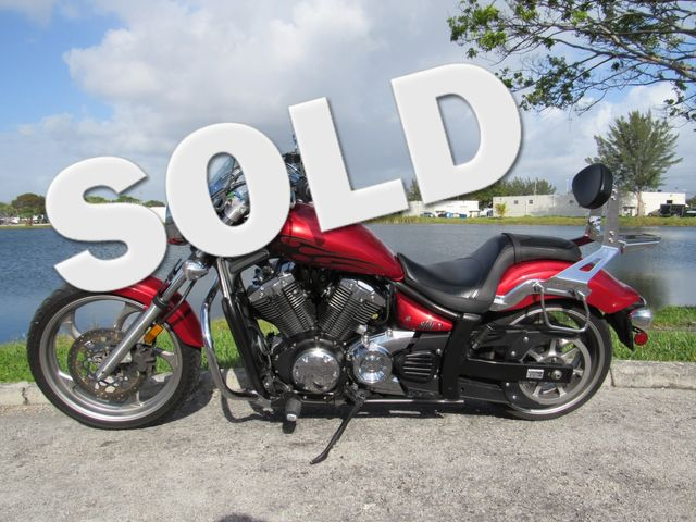 2012 Yamaha Stryker Base in Dania Beach , Florida 33004
