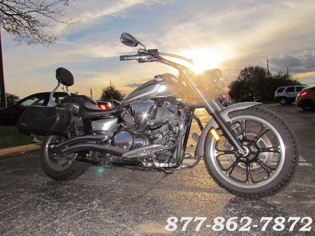 2012 Yamaha XVS95BS/C V-Star Silver V-STAR