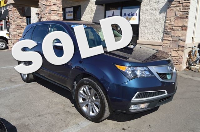 2013 Acura MDX Advance/Entertainment Pkg | Bountiful, UT | Antion Auto in Bountiful UT