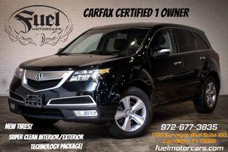 2013 Acura MDX Tech Pkg in Dallas TX, 75006