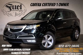 2013 Acura MDX Tech Pkg in Dallas, TX 75006