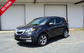 2013 Acura MDX Tech Pkg in Haughton, LA 71037