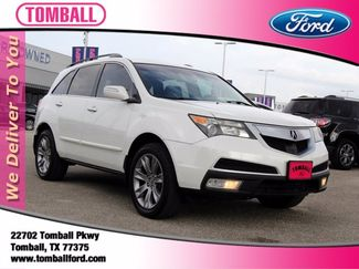 2013 Acura MDX Advance Pkg in Tomball, TX 77375