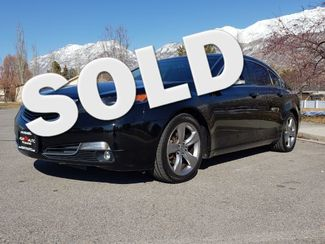 2013 Acura TL 6-Speed AT SH-AWD LINDON, UT