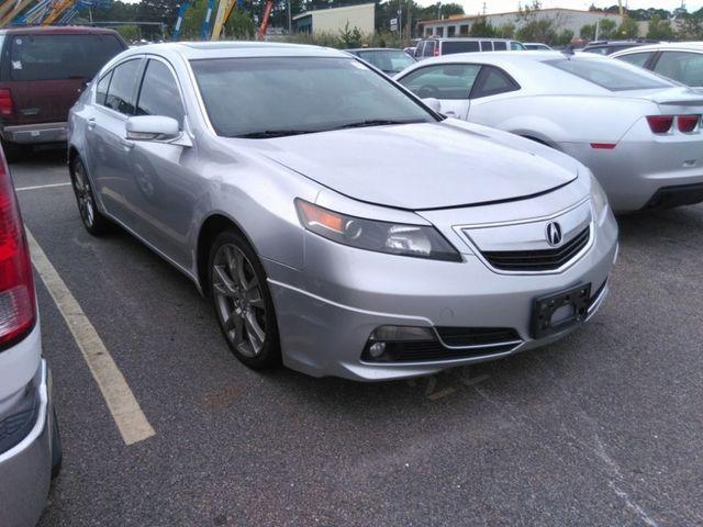 2013 Acura TL Advance Madison, NC 1