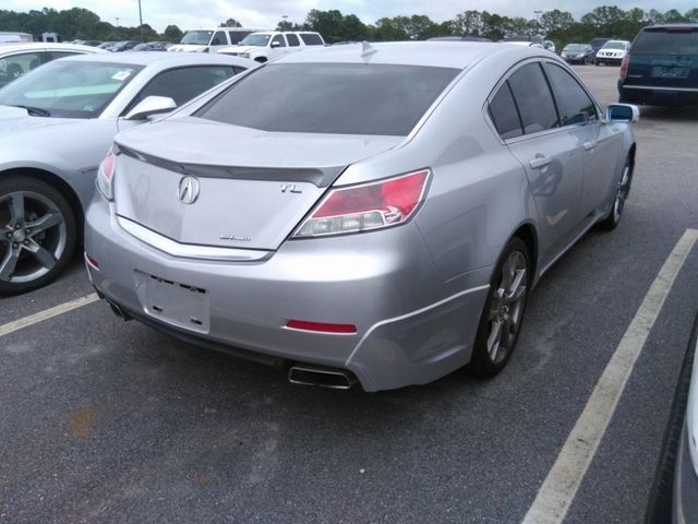 2013 Acura TL Advance Madison, NC 4