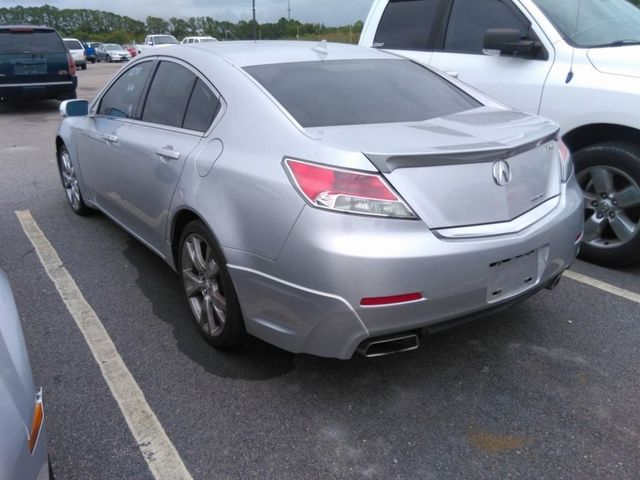 2013 Acura TL Advance Madison, NC 7