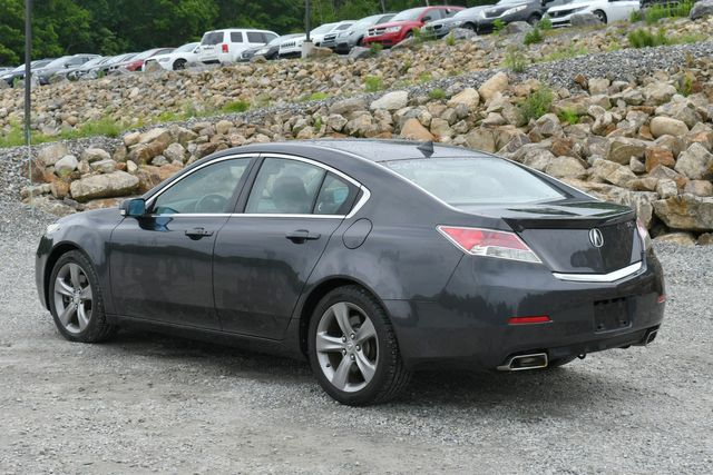 2013 Acura TL Advance Naugatuck, Connecticut 4
