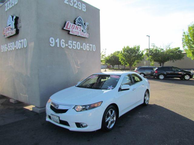 2013 Acura TSX in Sacramento, CA 95825