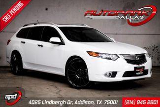 2013 Acura TSX Sport Wagon Tech Pkg w/ Niche Wheels in Addison, TX 75001