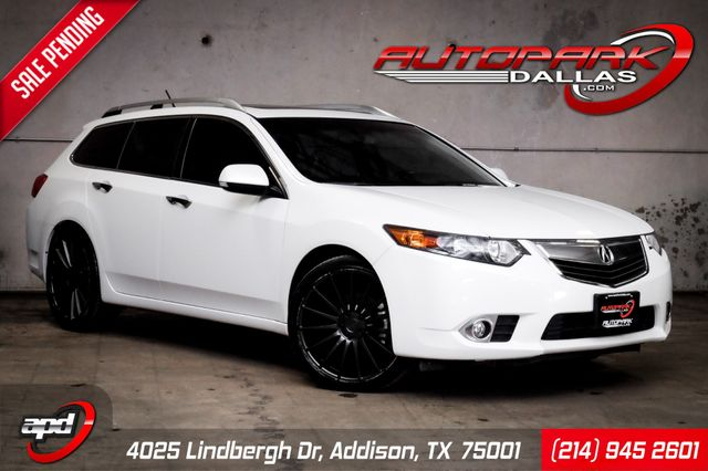 2013 Acura TSX Sport Wagon Tech Pkg w/ Niche Wheels
