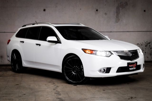 2013 Acura TSX Sport Wagon Tech Pkg w/ Niche Wheels in Addison, TX 75001