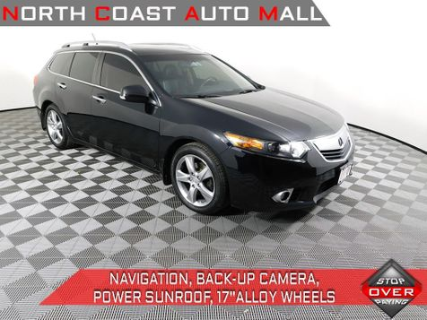 2013 Acura TSX Sport Wagon Tech Pkg in Cleveland, Ohio