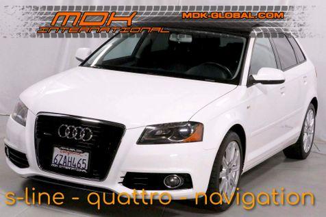 2013 Audi A3 Premium Plus - S-LINE - Quattro - Navigation in Los Angeles
