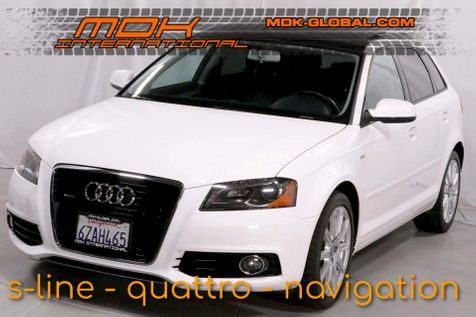 2013 Audi A3 Premium Plus - S-LINE - Quattro - Navigation in Los Angeles