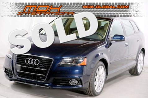 2013 Audi A3 Premium Plus - TDI - OpenSky roof - S-Line pkg in Los Angeles