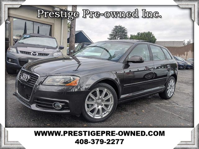 2013 Audi A3 in Campbell CA