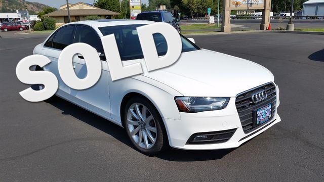2013 Audi A4 Premium Plus   Ashland, OR   Ashland Motor Company in Ashland OR
