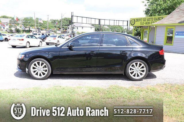 2013 Audi A4 Premium in Austin, TX 78745
