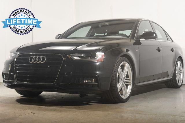 2013 Audi A4 Prestige