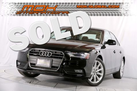 2013 Audi A4 Premium Plus - Navigation - Quattro in Los Angeles