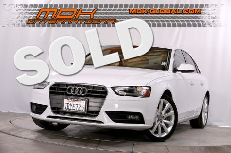 2013 Audi A4 Premium Plus - Heated seats in Los Angeles