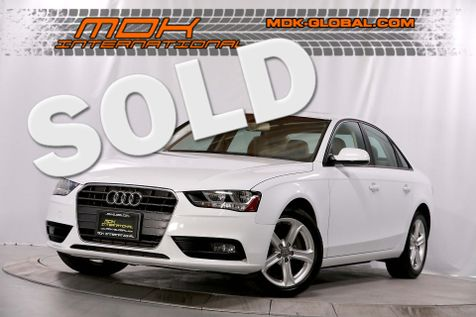 2013 Audi A4 Premium - Only 26K miles in Los Angeles