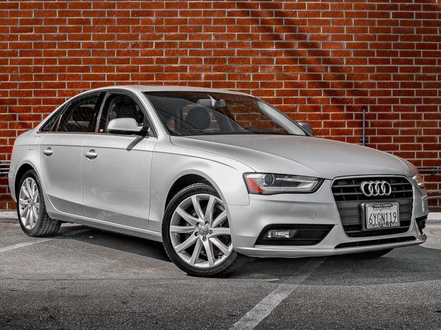 2013 Audi A4 Premium Plus Burbank, CA 1