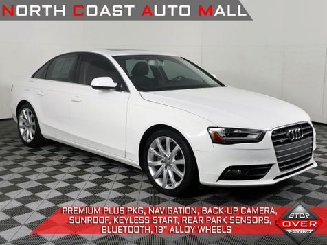 2013 Audi A4 Premium Plus in Cleveland, Ohio