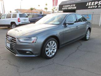 2013 Audi A4 Quattro Premium in Costa Mesa, California 92627