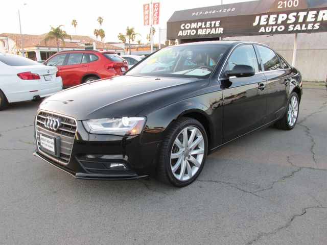 2013 Audi A4 Premium Plus in Costa Mesa, California 92627