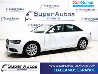2013 Audi A4 Premium in Doral, FL 33166