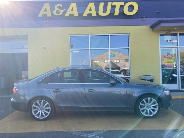 2013 Audi A4 Premium Plus in Englewood, CO 80110
