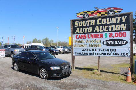 2013 Audi A4 Premium Plus in Harwood, MD