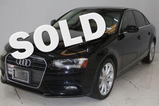 2013 Audi A4 Premium Plus Houston, Texas