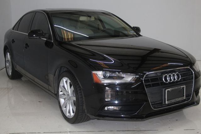 2013 Audi A4 Premium Plus Houston, Texas 3