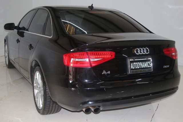 2013 Audi A4 Premium Plus Houston, Texas 9