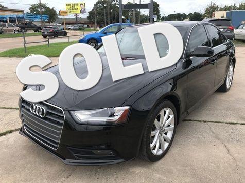 2013 Audi A4 Premium Plus in Lake Charles, Louisiana